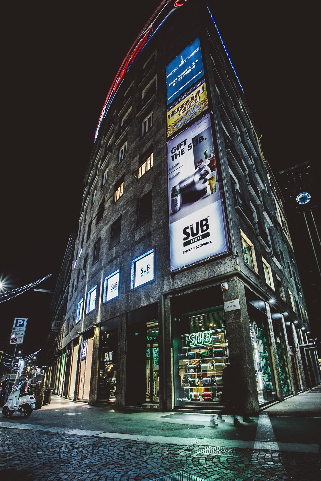 thesub store